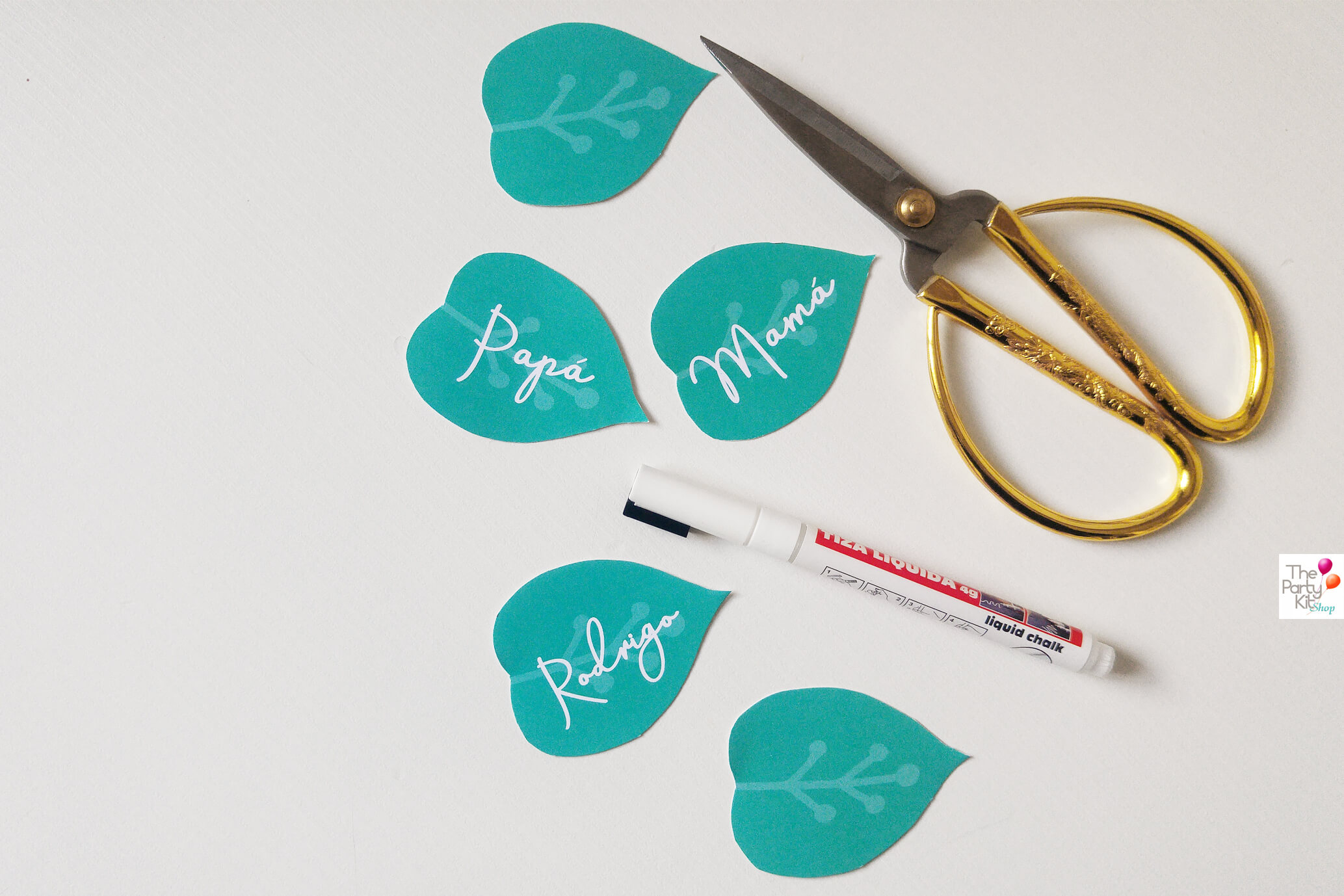 printable leaf tags